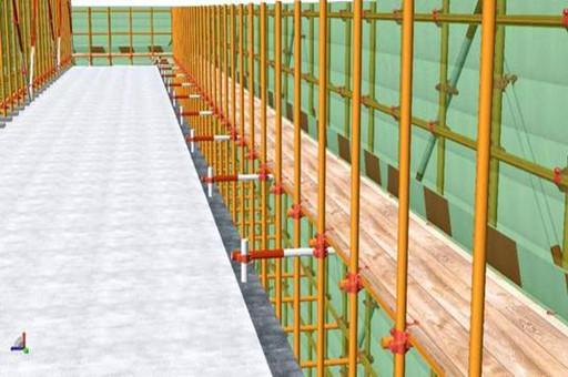 模板脚手架专业承包资质等级标准