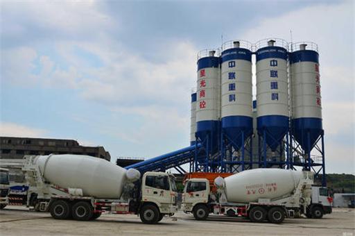 预拌混凝土专业承包企业资质等级标准