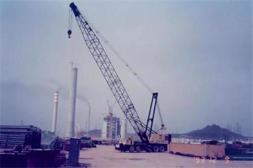 起重设备安装工程专业承包企业资质等级标准