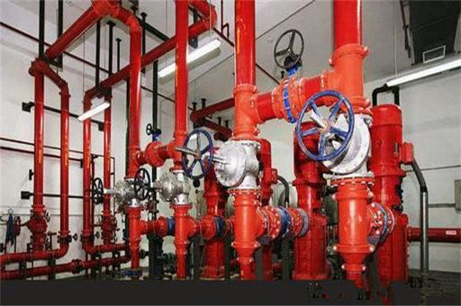 消防设施工程专业承包企业资质等级标准